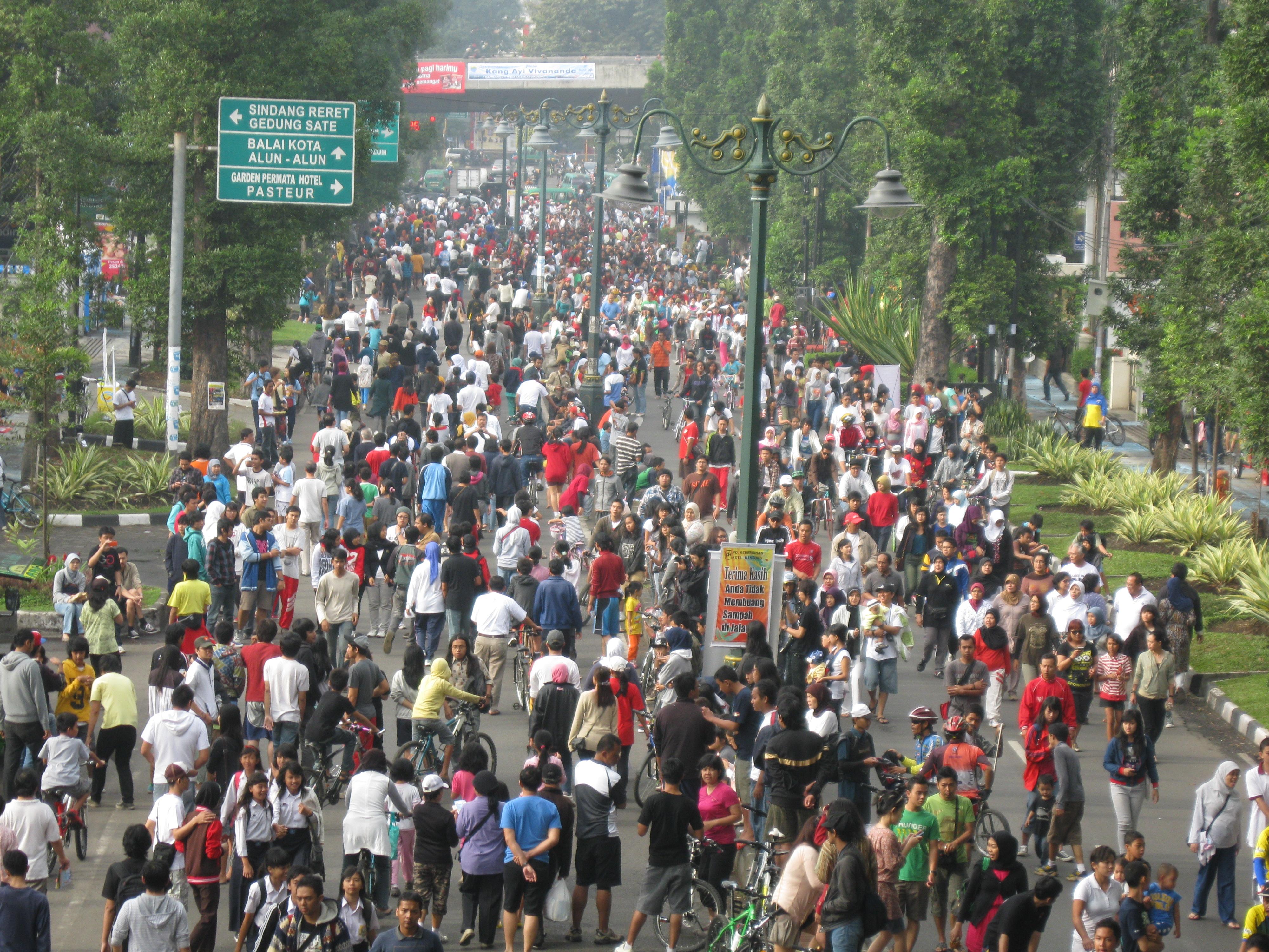 Sudah Masuki New Normal, Pemkot Bandung Belum Izinkan Car Free Day